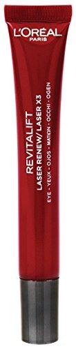 L'Oréal Paris RevitaLift Laser X3 Augenpflege, 15 ml