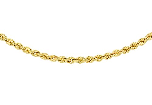 Carissima Gold Collana da Donna in Oro Giallo 9K (375), 41 cm