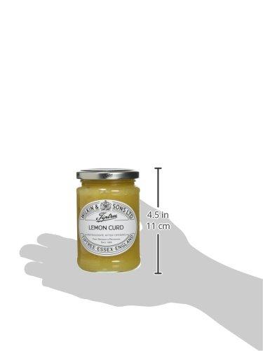 Tiptree Lemon Curd, 11 Ounce Jar (312g)