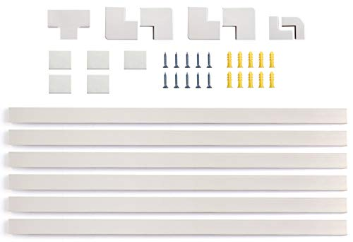 organizador de cables pared;organizador-de-cables-pared;cables;cables-electronica;Electrónica;electronica de la marca PROTECH