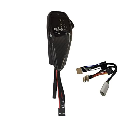 TAKPART LHD Automatic LED shift knob shift lever retrofit kit for E90 E91...