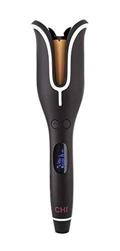 CHI Spin N Curl Curling Iron & Chi Silk Infusion Kit