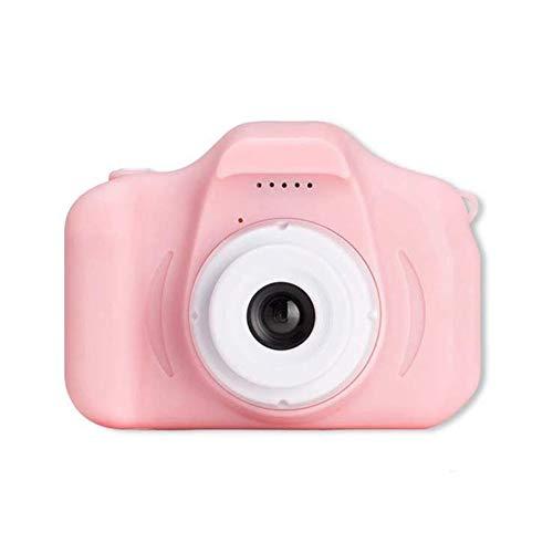 XCUGK Camara Fotos, Camara para Niños Cámaras De Video para Niños Cámara Digital 8MP 1080P HD Juguetes para Niña De 3-10 Años,Rosado
