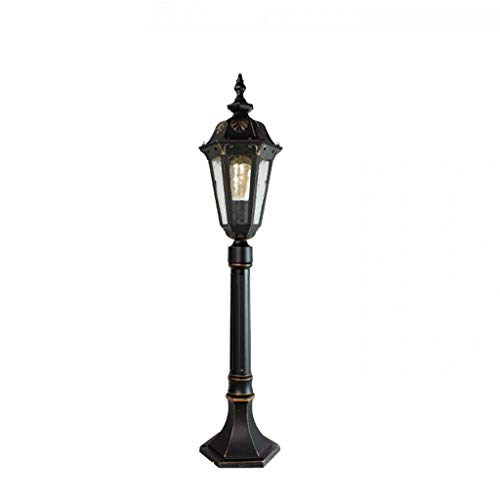 ZYLBDNB Lámpara de Piso Iluminación de jardín Paisaje al Aire Libre Luz de césped Piso de jardín Impermeable Luz de Calle pequeña Lámparas de pie para salón