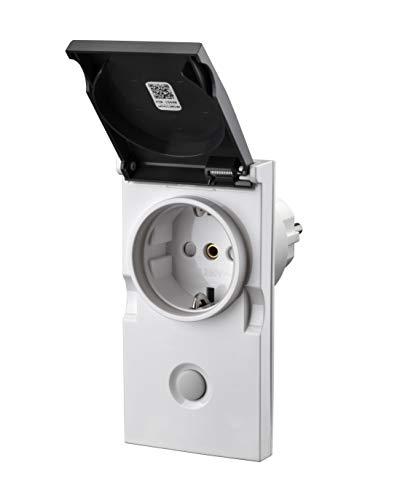 POPP POPE700397 Smart Outdoor Plug, 3500 W, 230 V