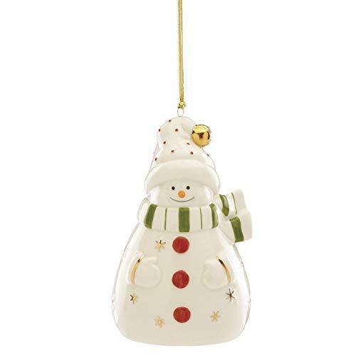 Lenox 886048 Snowman Recordable Ornament