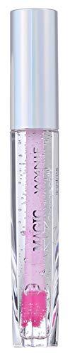 WYNIE Brillo de Labios Transparente Mágico con Cambio de Color PH Cambio de Temperatura Tono Rosado - 5 ml