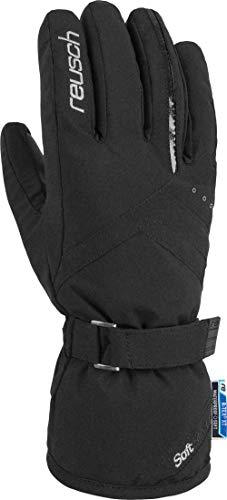 Reusch Damen Hannah R-TEX XT Handschuhe, Black/Silver, 8