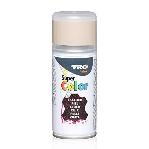 TRG Super Spray Leder Lederfarbspray Lederfarbe (#354 HellBeige / 25-150 ml - 3.77 oz.)