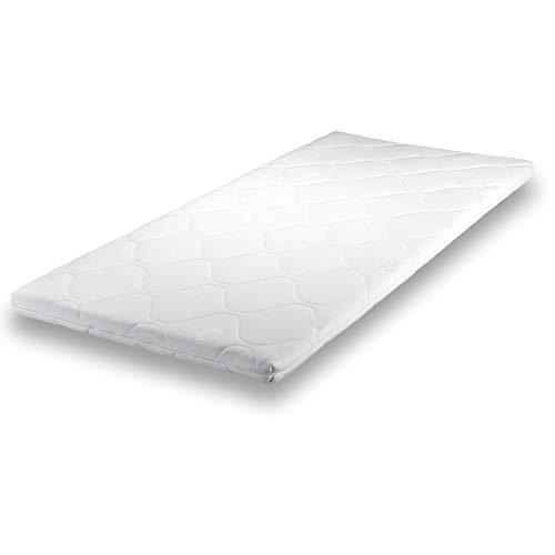Schlaraffia BULTEX® Topper - Höhe 7 cm - Bezug waschbar - Kaltschaum-Topper (90 x 200 cm)