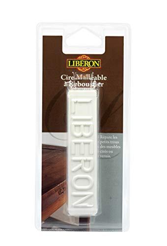 Liberon 002802 Reparatur-Wachs, Holz, Weiß