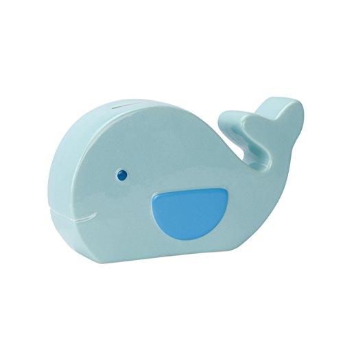 Pearhead 97043 Whale Coin Bank blauw