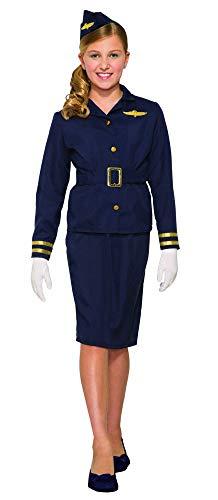 Forum Novelties Stewardess Costume