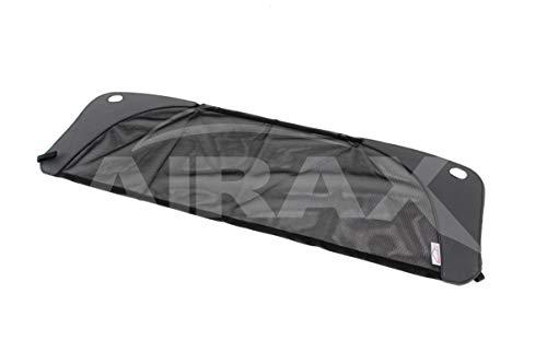 Airax Windschott für Fortwo 453 Cabrio Windabweiser Windscherm Windstop Wind deflector déflecteur de vent
