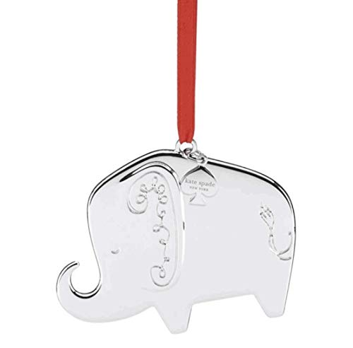 Kate Spade New York Baby's First Christmas Ornament Elephant
