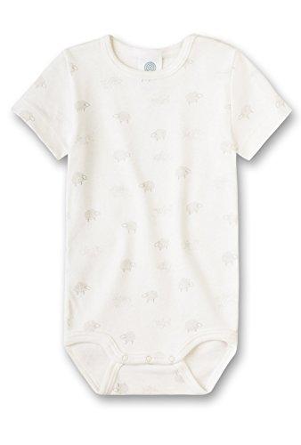 Sanetta 322441 Body, Beige (Broken White 1427), 3 mes Unisex bebé