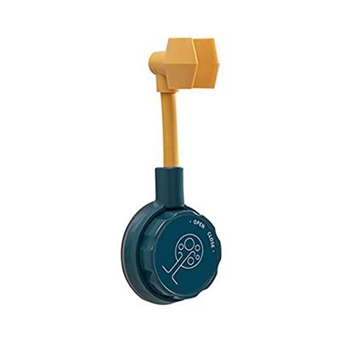 OKAYOU シャワーノズルブラケットシャワーノズルブラケットバスルームパンチングフリーユニバーサル調整固定ベース耐久性と実用的なシャワーノズルブラケット