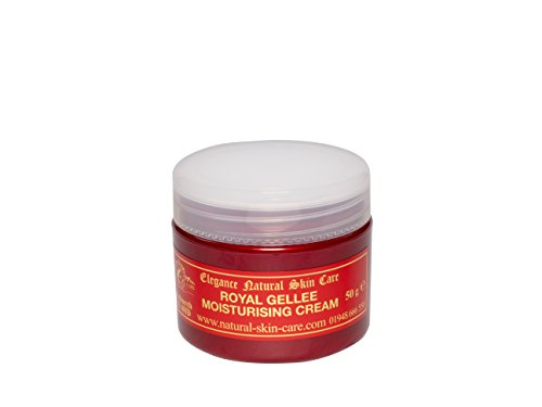 Crema hidratante Royal Gellee, 50 g, por Elegance Natural Skin Care