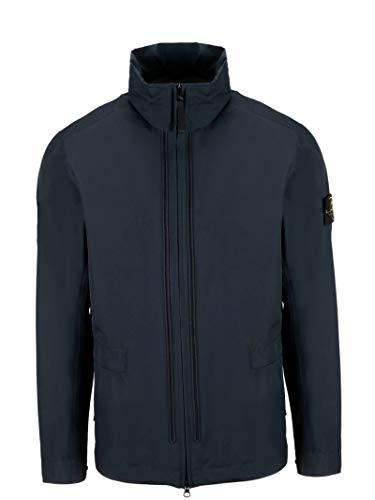 Luxury Fashion | Stone Island Heren 701543020V0020 Donkerblauw Polyester Outerwear Jassen | Lente-zomer 20