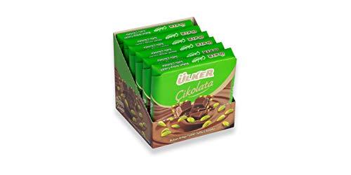 ÜLKER Melkchocoladereep 60G x 6