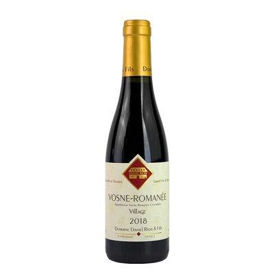 Vosne Romanée demi-bouteille 2018 Vosne Romanée AOP Rotwein trocken Domaine Daniel Rion et Fils Frankreich 375ml-Fl (106,13€/L)