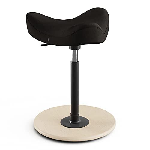 Varier Move Stuhl, Holz/Natur lackiert/Metall/Stoff,...