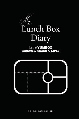 My Lunch Box Diary for the Yumbox Original, Panino & Tapas