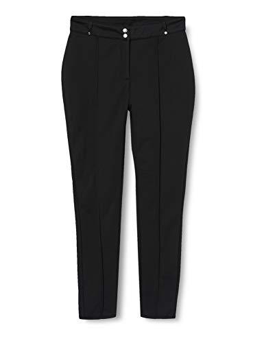 Dare 2b Damen Slender Trouser Waterproof, Breathable & Windproof Tapered Fit Ski & Snowboard Softshell Pant Lifthose, Schwarz (Black), 14 UK