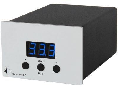 Pro-Ject Speed Box DS Schwarz