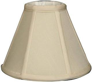 Royal Designs Deep Empire - Pantalla para lámpara de techo (6 x 12 x 9,25), diseño de concha de huevo