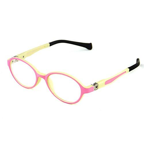 Gafas de Computadora Antifatiga, Cyxus, Unisex, Rosado 6286T17, Mediana