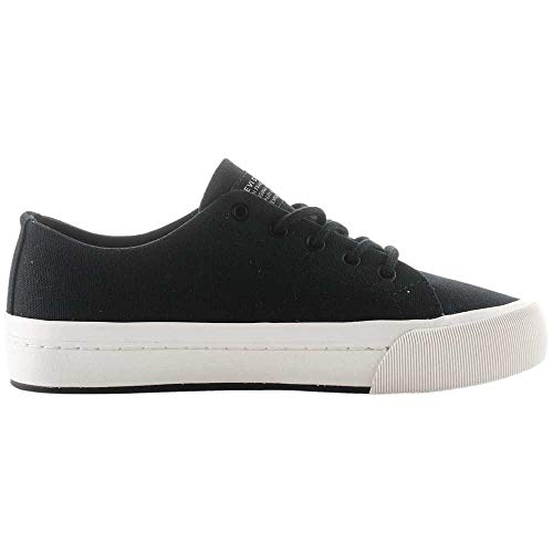 Levi's Women's Summit Low S Sneaker, Regular Black, 9 UK