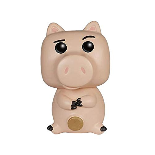 Good Buy Funko Pop Animation : Toy Story - Hamm 3.75inch Vinyl Gift for Anime Fans Figure