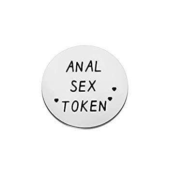 ENSIANTH Funny Gift for Husband Boyfriend Naughty Gift for Him Valentines Day Token Sex Game Gift  Angel Sex Token