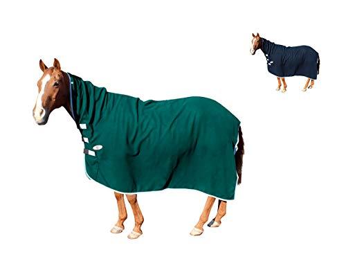 Derby Originals Fleece Cooler with Neck Cover All Season Sheet & Blanket Liner