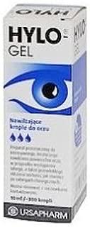 Hylo-Gel Eye Drops 10 ml Eyes Dryness Premium Quality