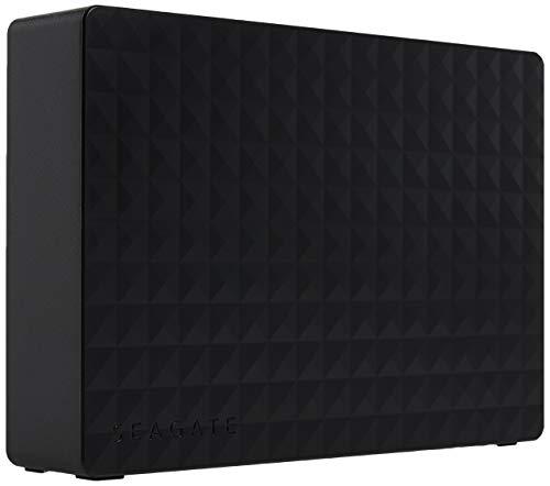 Seagate Expansion 6 TB Desktop Hard Drive - 3.5' External - Black