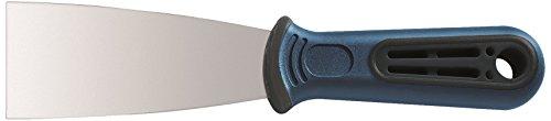 Color Expert 91181099 Couteau-spatule de peintre Acier Manche bi-matière 100 mm