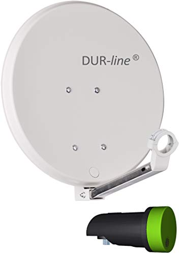 DuraSec de Line DSA 40 cm antracita Trade-Shop rígida de al