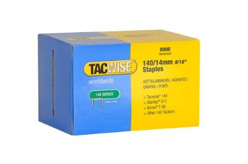 Tacwise 0344 nietjes, 140/14 mm, 5000 stuks