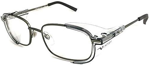 Armação Oculos Proteção P Lentes Grau Univet Epi C.a 39916