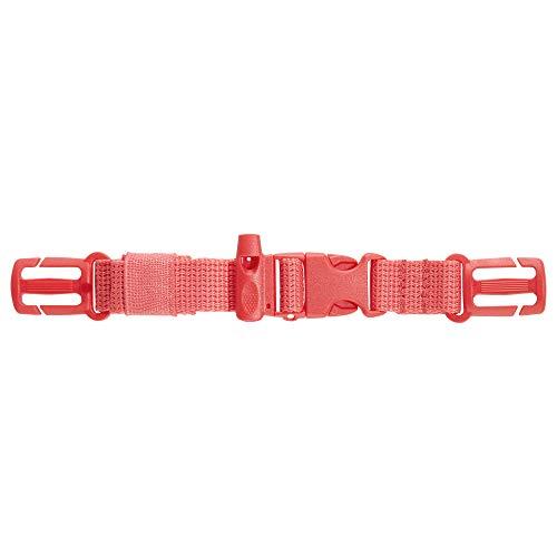FJALLRAVEN Unisex's Kånken Chest Strap Rucksack, Peach Pink, one size