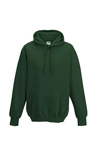 Just Hoods - Sweat-shirt à capuche - Homme - Vert - Bottle - Large