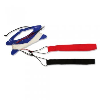 CIM Dyneema-Lenkdrachenschnüre - 2x25m/70daN auf Winder inkl. Handschlaufen - geeignet für mittelgroße Lenkdrachen