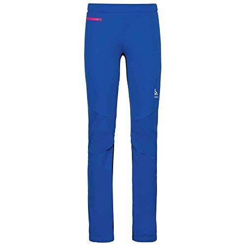 Odlo Pants Aeolus Windstopper - Pantalon Ski Nordique Femme