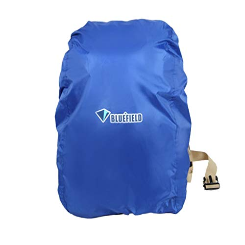 Waterproof Solid Color Rain Resistant Cover for Camping Backpack Rucksack Bag royal blue S