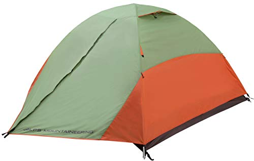 ALPS Mountaineering Taurus 2-Person Tent, Sage/Rust