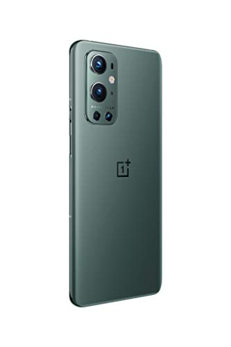 OnePlus 9 Pro 5G Smartphone con Fotocamera Hasselblad, 12 GB RAM + 256 GB, Verde (Pine Green)
