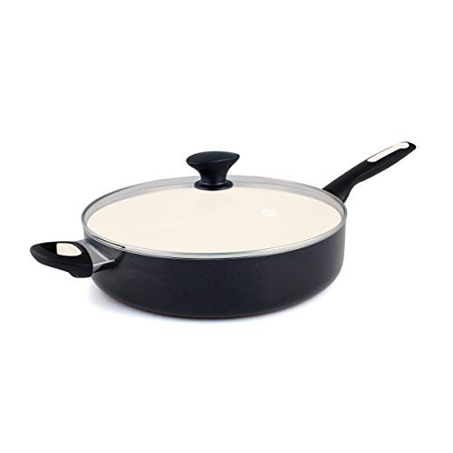 Sauté Pan with Lid, 5QT