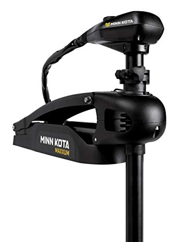 Minn Kota Maxxum 70 SC Bow-Mount Trolling Motor with Hand Control and Speed Coil (70-lb Thrust, 52' Shaft)